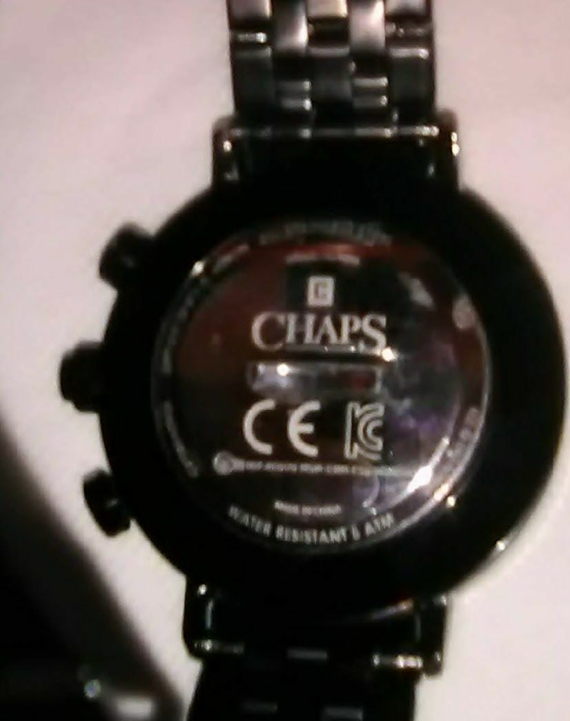 CHAPS CONNECTED HYBRID SMARTWATCH (NEW)