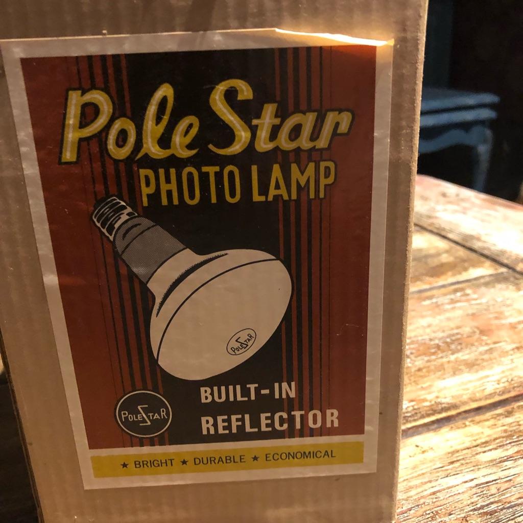Pole Star Photo Lamp 5£each