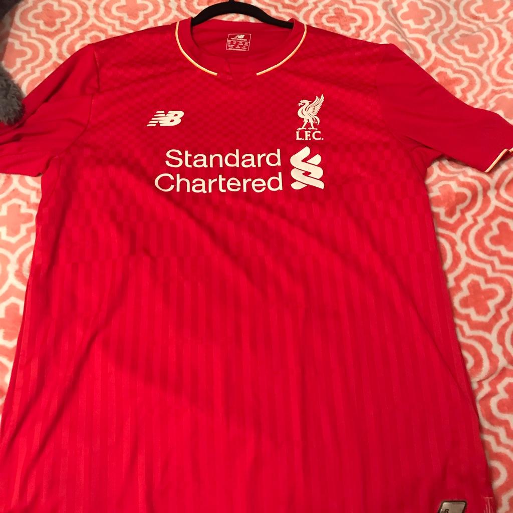 Liverpool F.C Shirt XXL 15/16