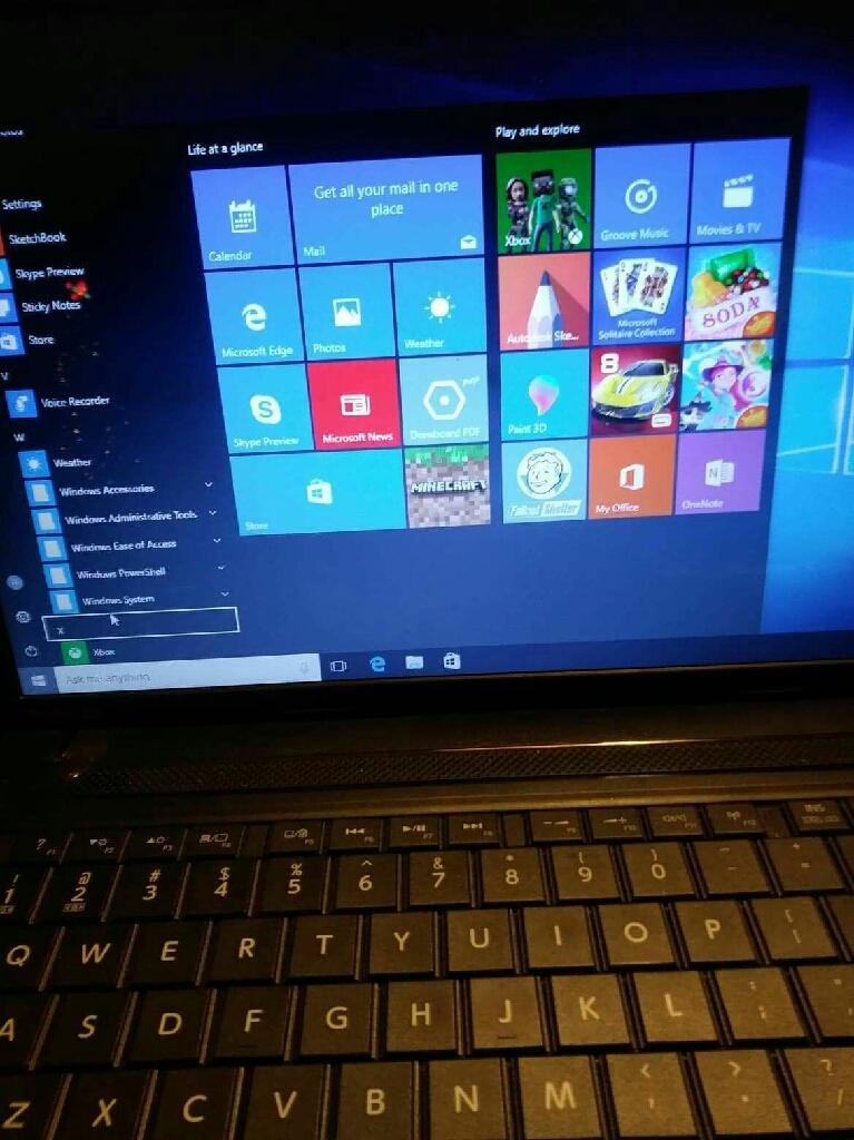 Toshiba Satellite laptop C55-A series