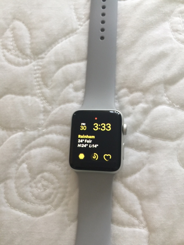 Apple third generation watch