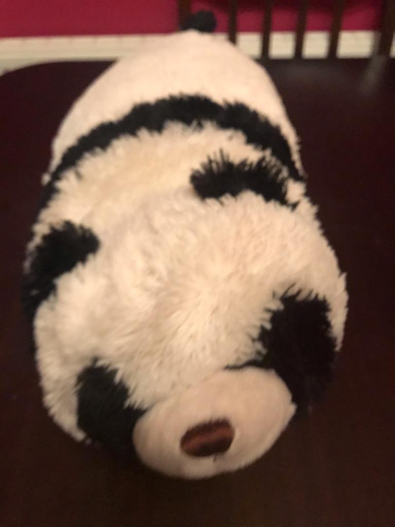 Children's Fantastic 2in1 Panda Pillow