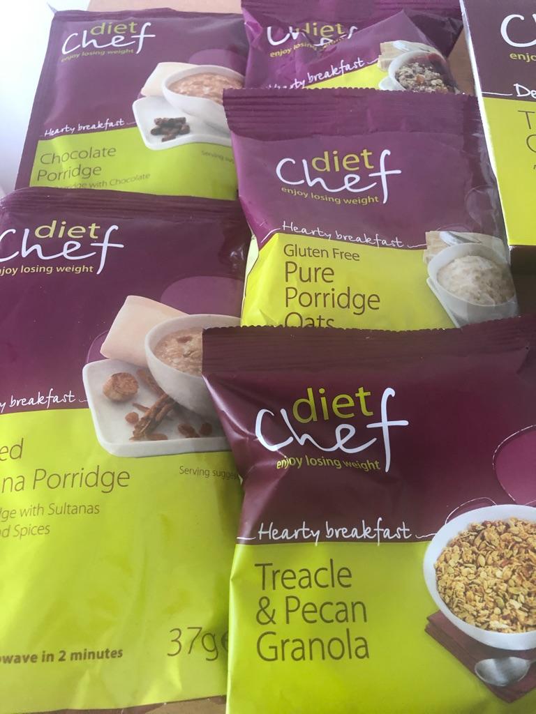 Diet Chef Bundle - 103 Items!