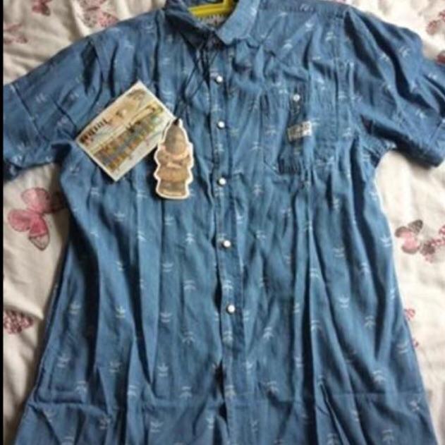 New men's Firetrap shirt