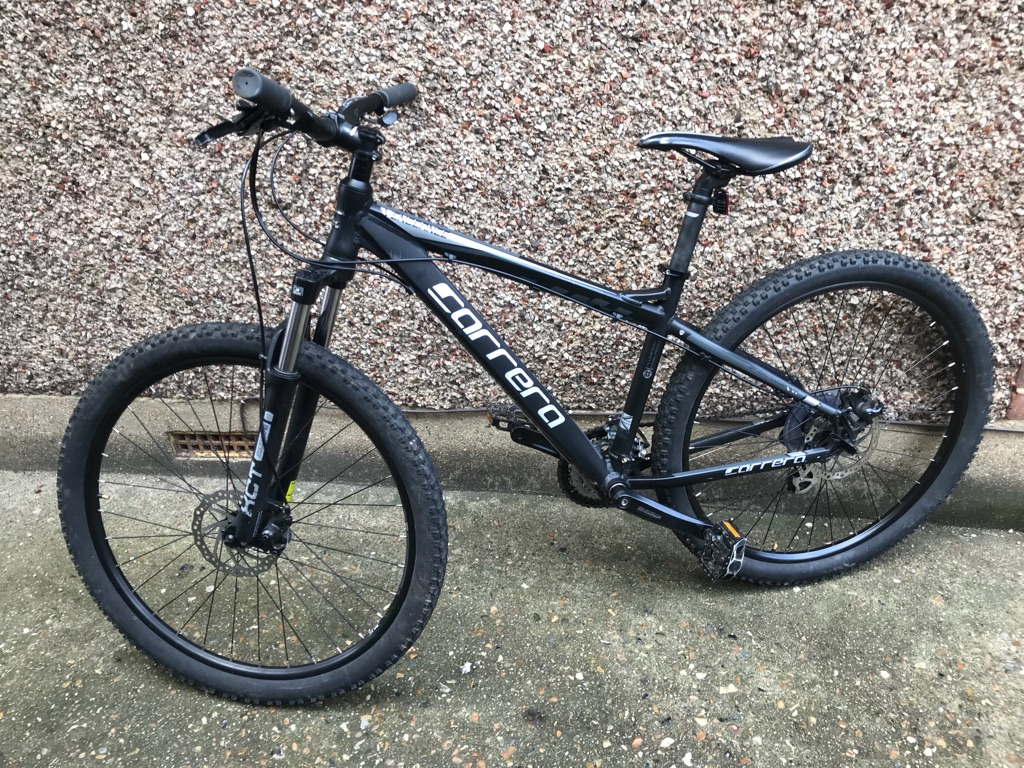 Carrera Vengeance 2017 Mountain Bike