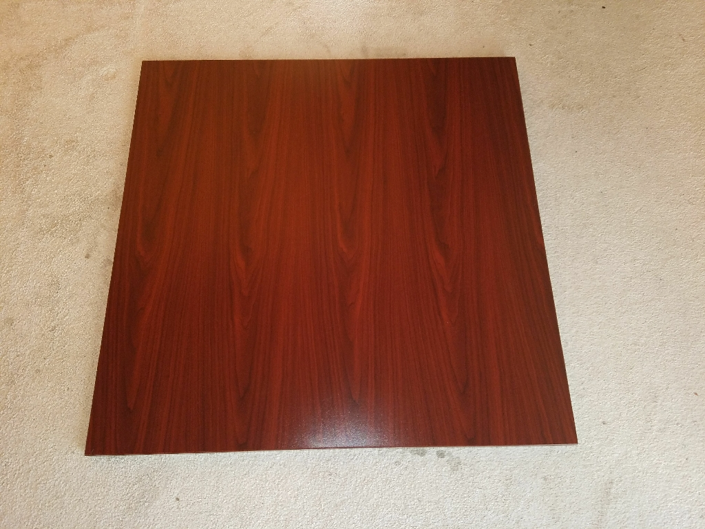 Square Wood Card, Dining, Kitchen, Side Table