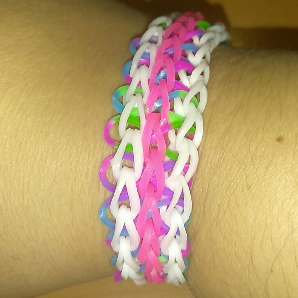Triple Single Infinity Bracelet