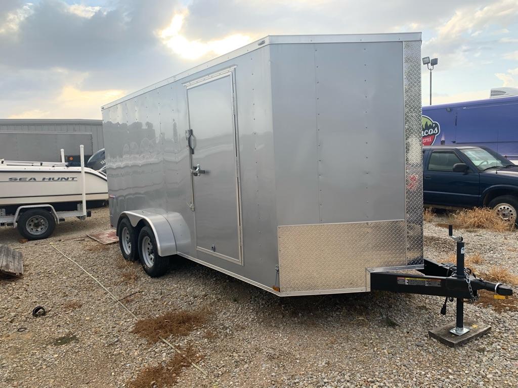 16ft cargo trailer