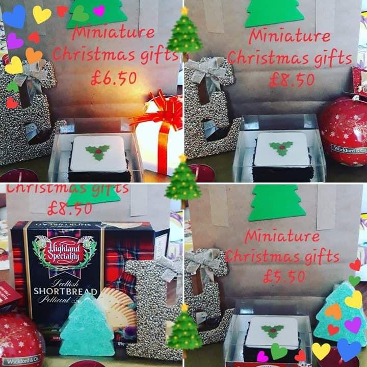 🎅 Miniature Christmas gifts🌲