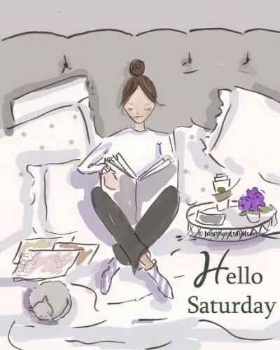 Happy Saturday 🛍🌐