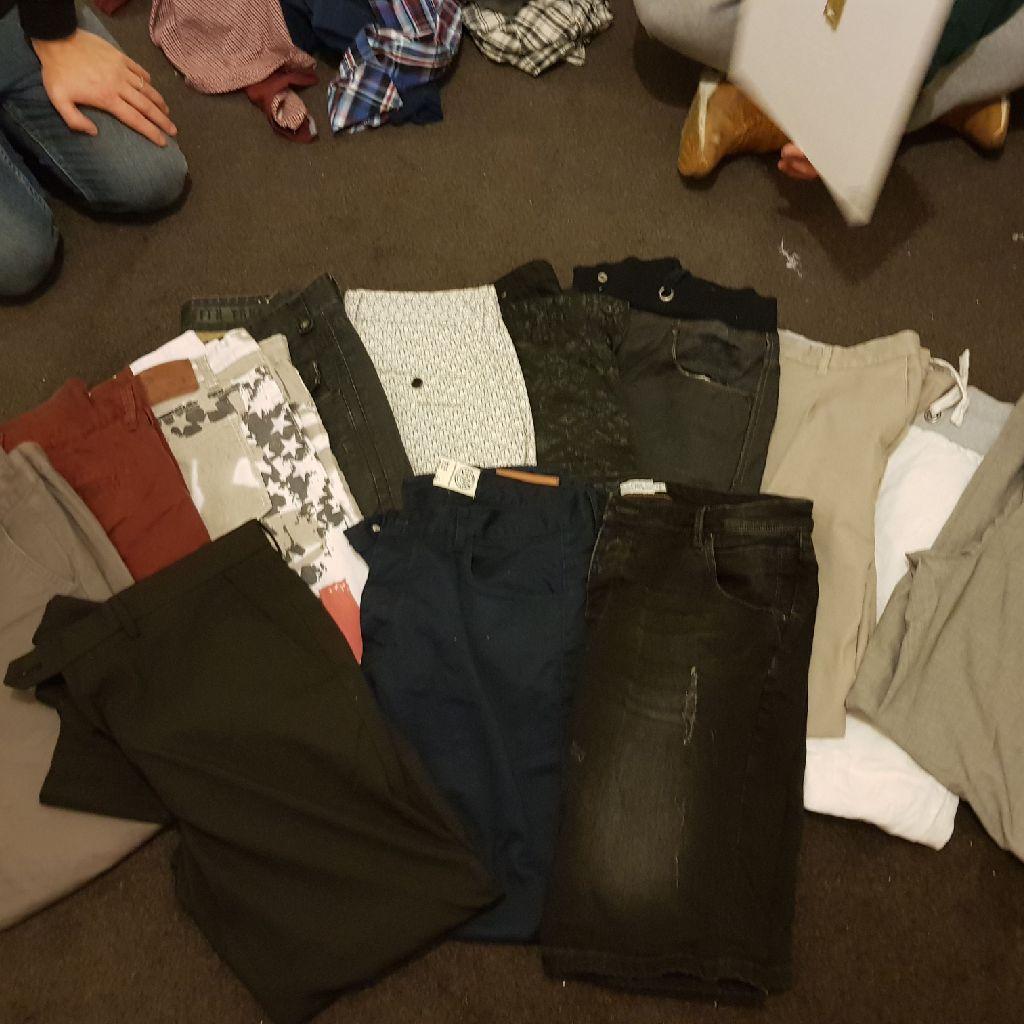Bundle of Men's Jeans/Trousers