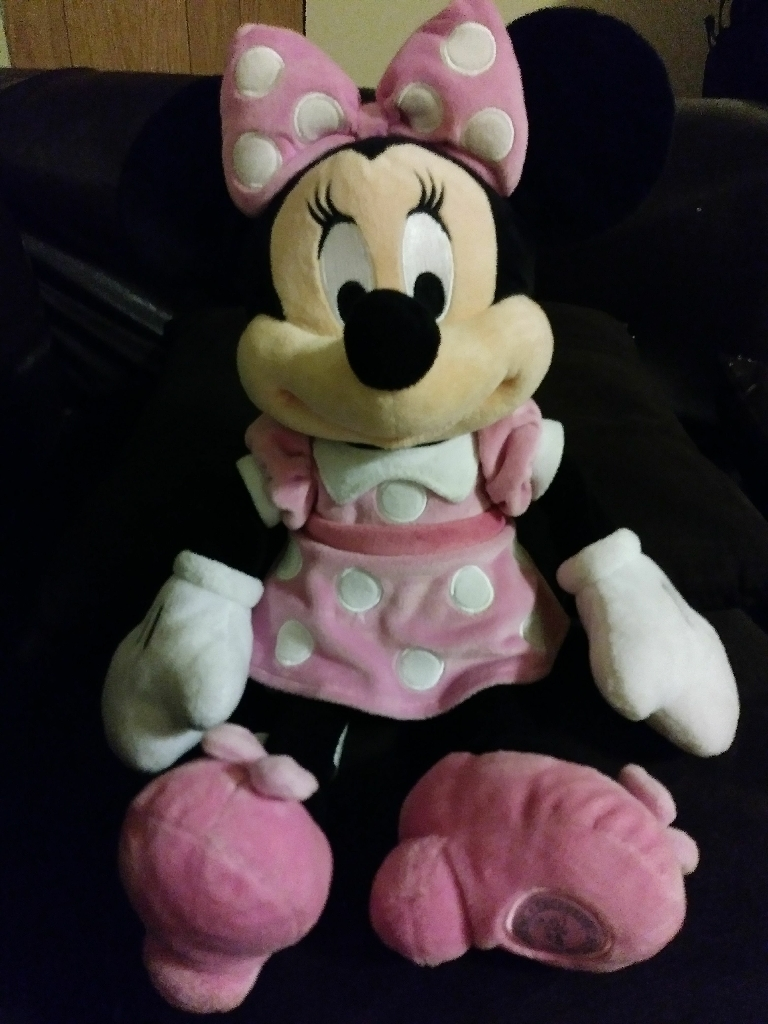 Authentic minnie mouse