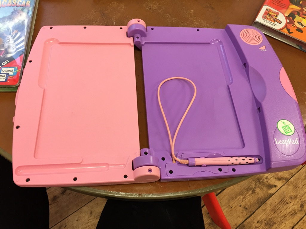 Leap pad/ leap frog