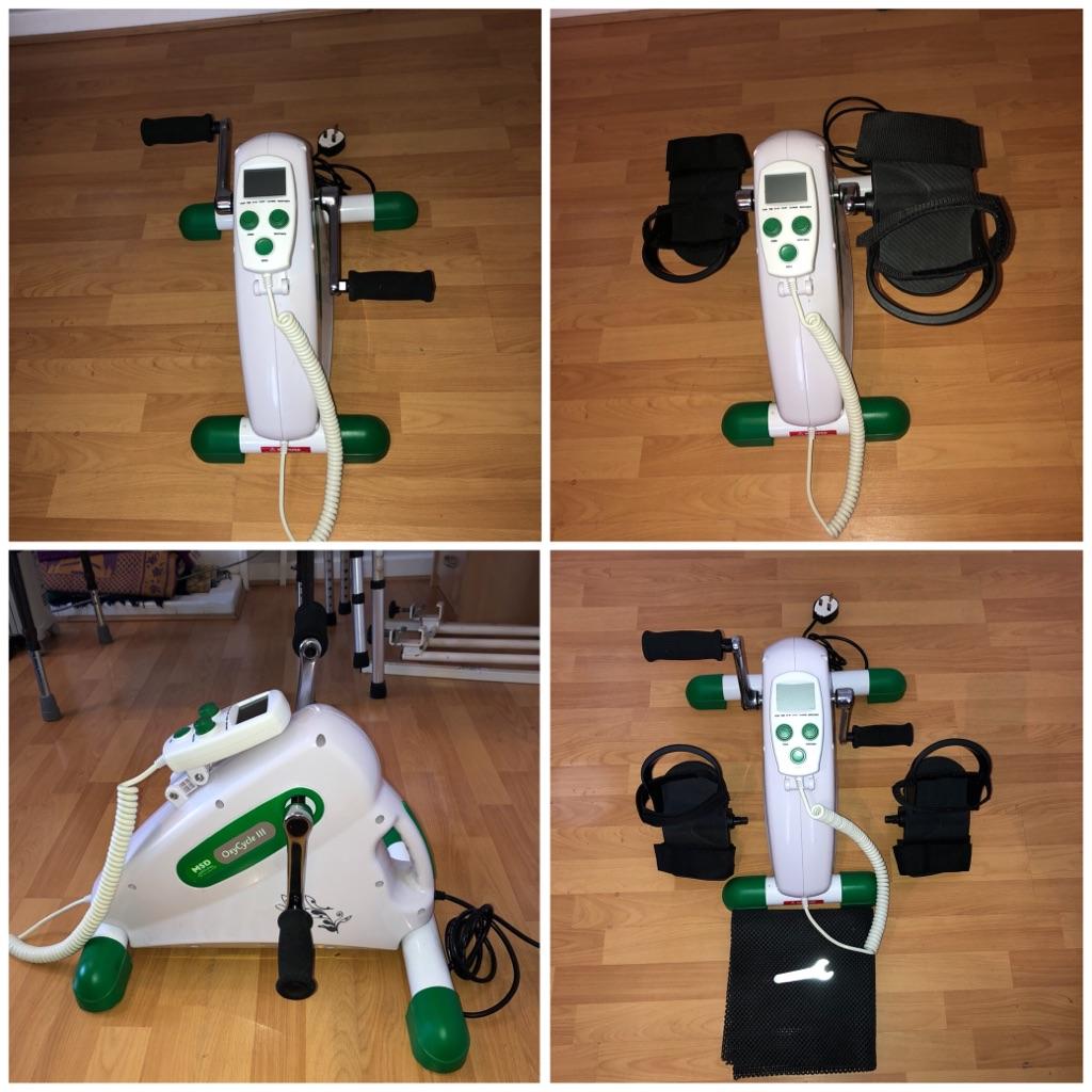 OxyCycle III Pedal Exerciser