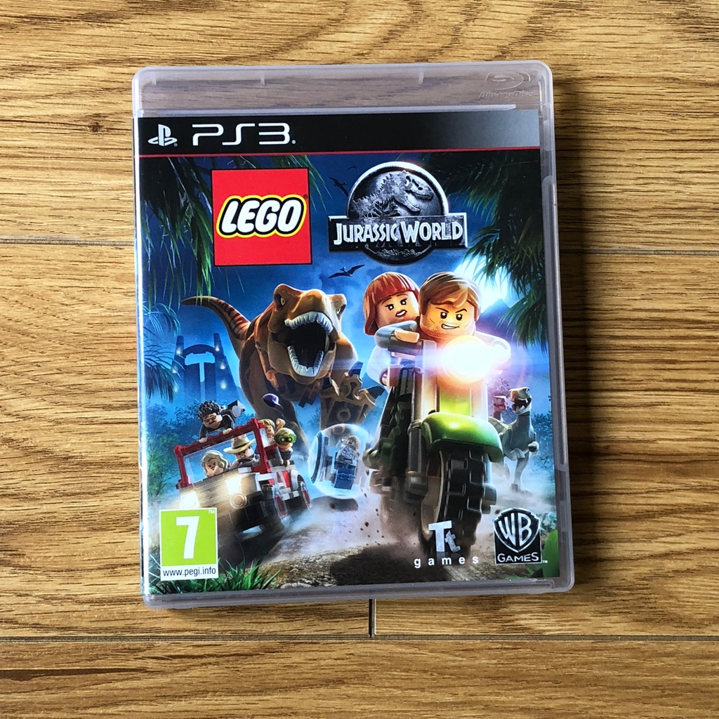 Lego - Jurassic World - PS3