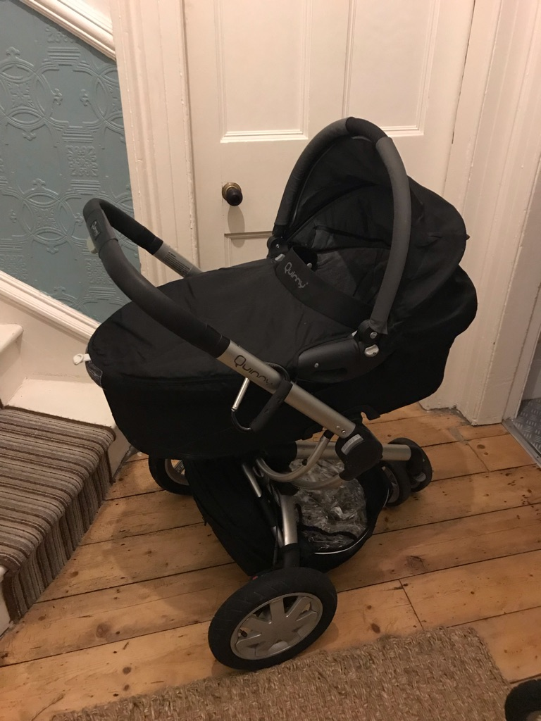 Quinny Buzz - Pram and Buggie