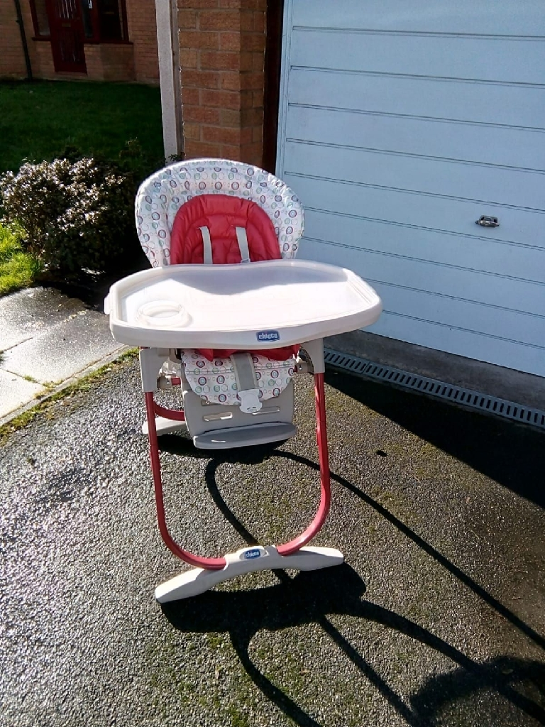 Chicco for birth high chair