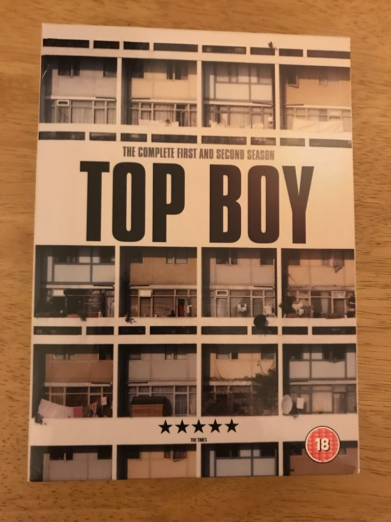 Top Boy Seasons 1&2