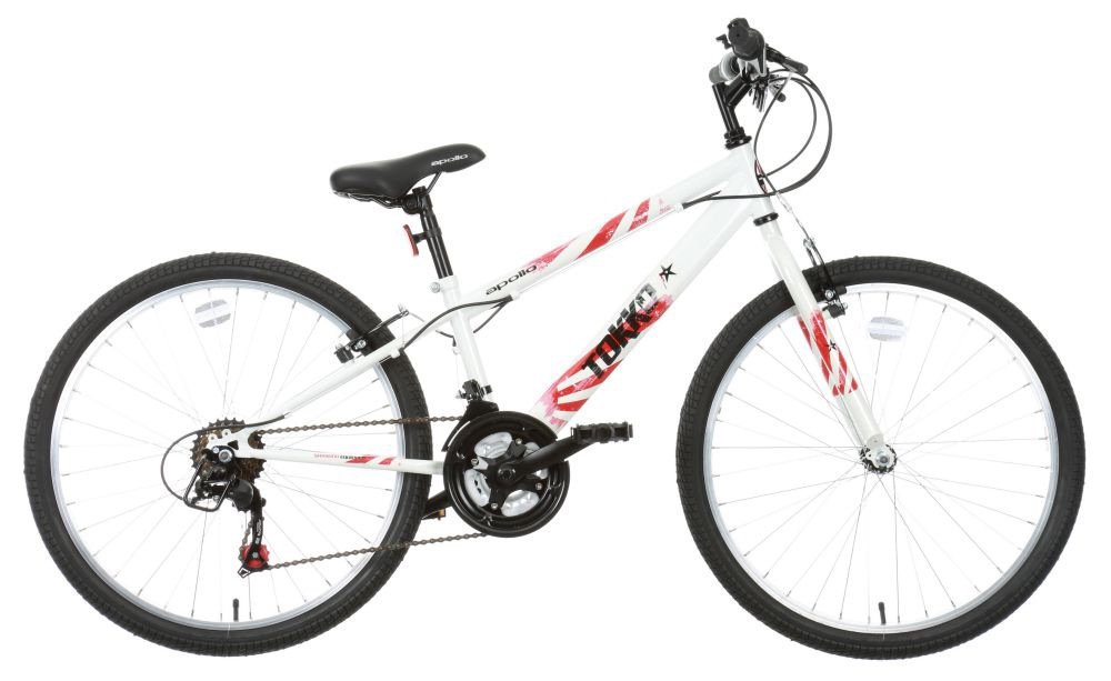 Apollo tokko 24 mountain bike age 7-11