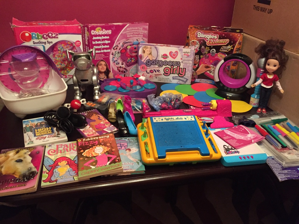 A Brilliant Bundle Of Children's / Christmas Toys