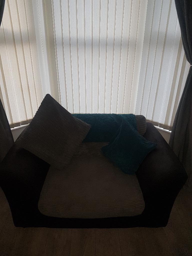cornor sofa an chair