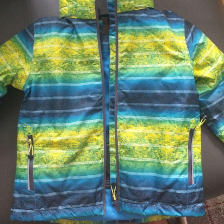 Jacket waterproof and windproof. New.
