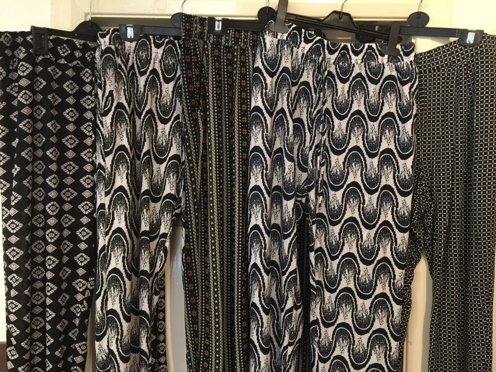 Size 14/16 super lightweight trousers