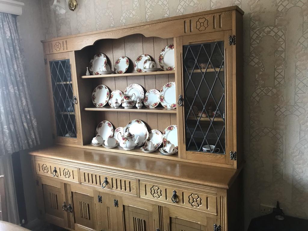 Agincourt Oak Dresser