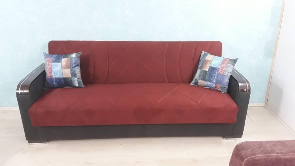 Brand new Turkish sofa bed with storage