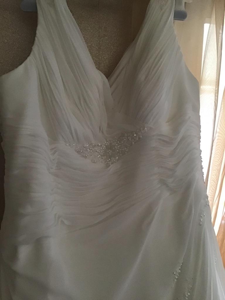 Wedding dress for sale