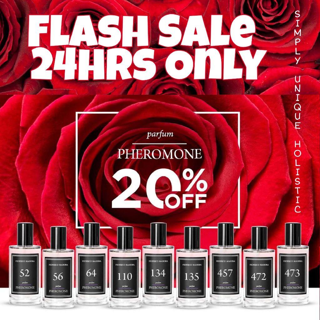 Pheromone Aftershaves
