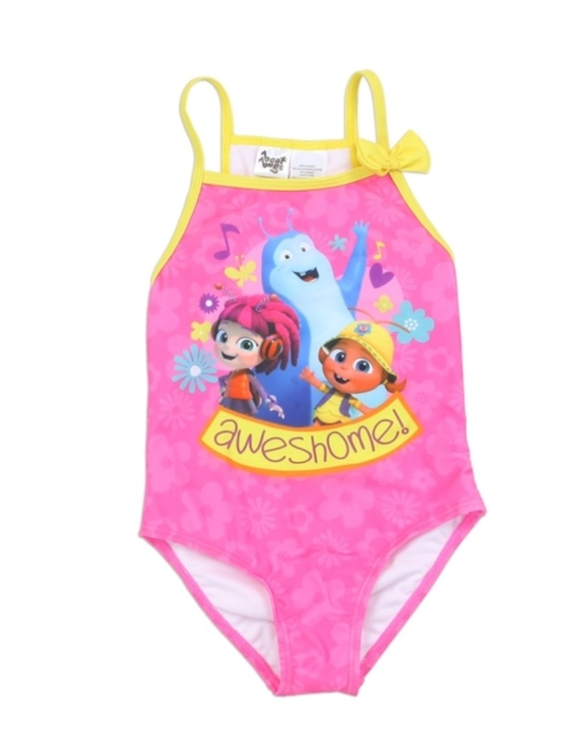 BEAT BUGS GIRLS TODDLER SWIMSUIT