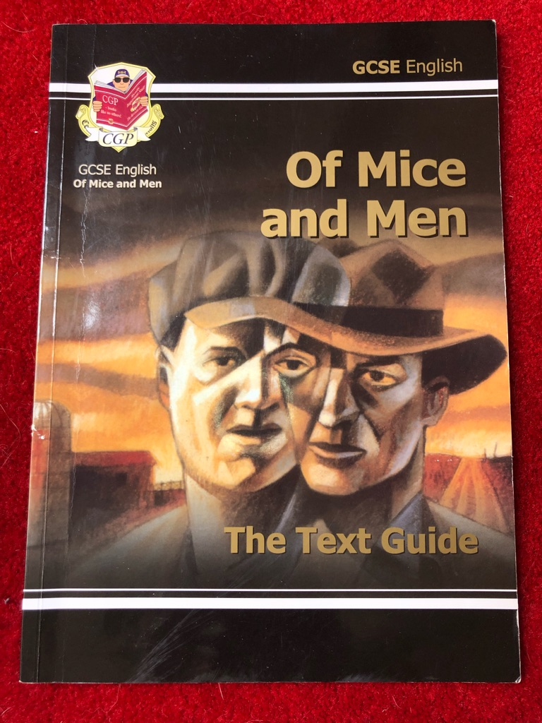 GCSE English Of Mice and men