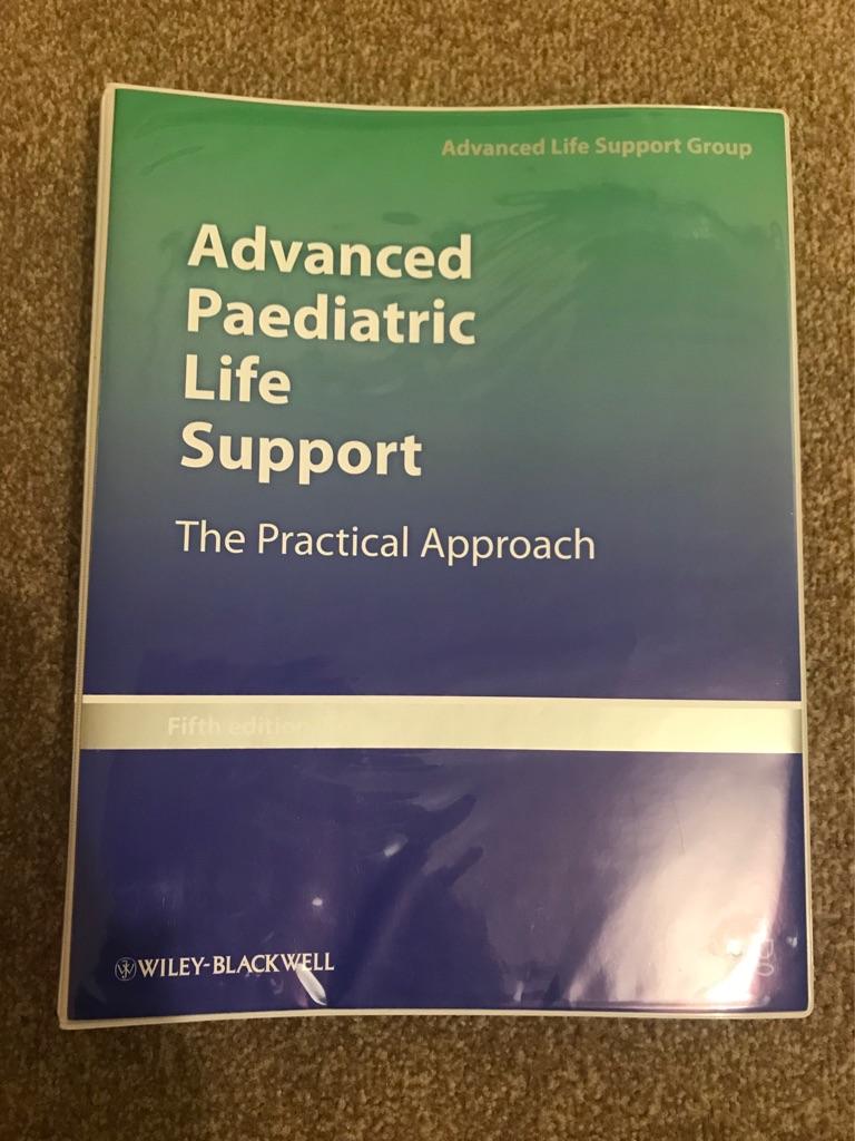 APLS medical book