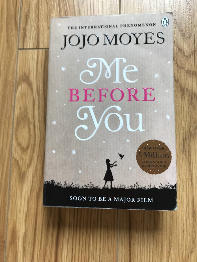 Me before you by Joni Moyes