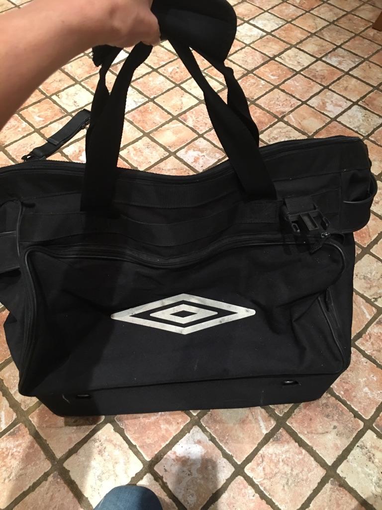 Umbro sports kit bag