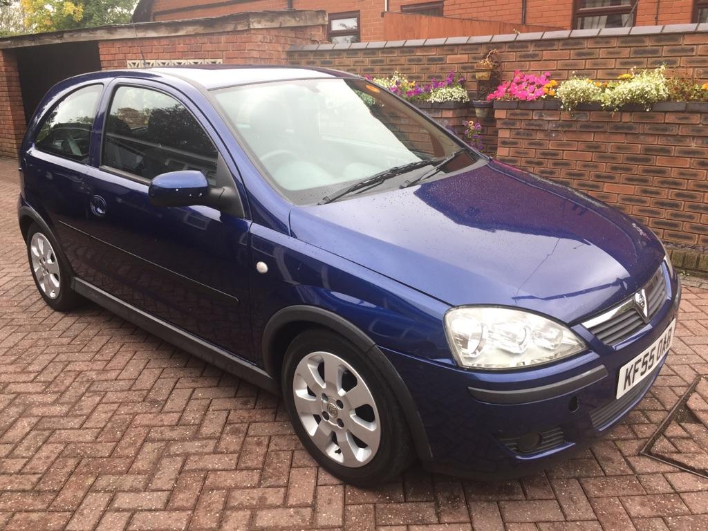 **SOLD** 2005 Vauxhall Corsa SXI