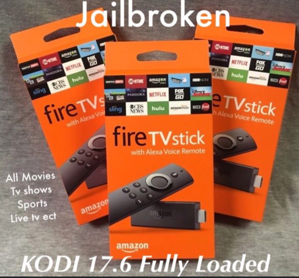 Firesticks Already Jailbroken