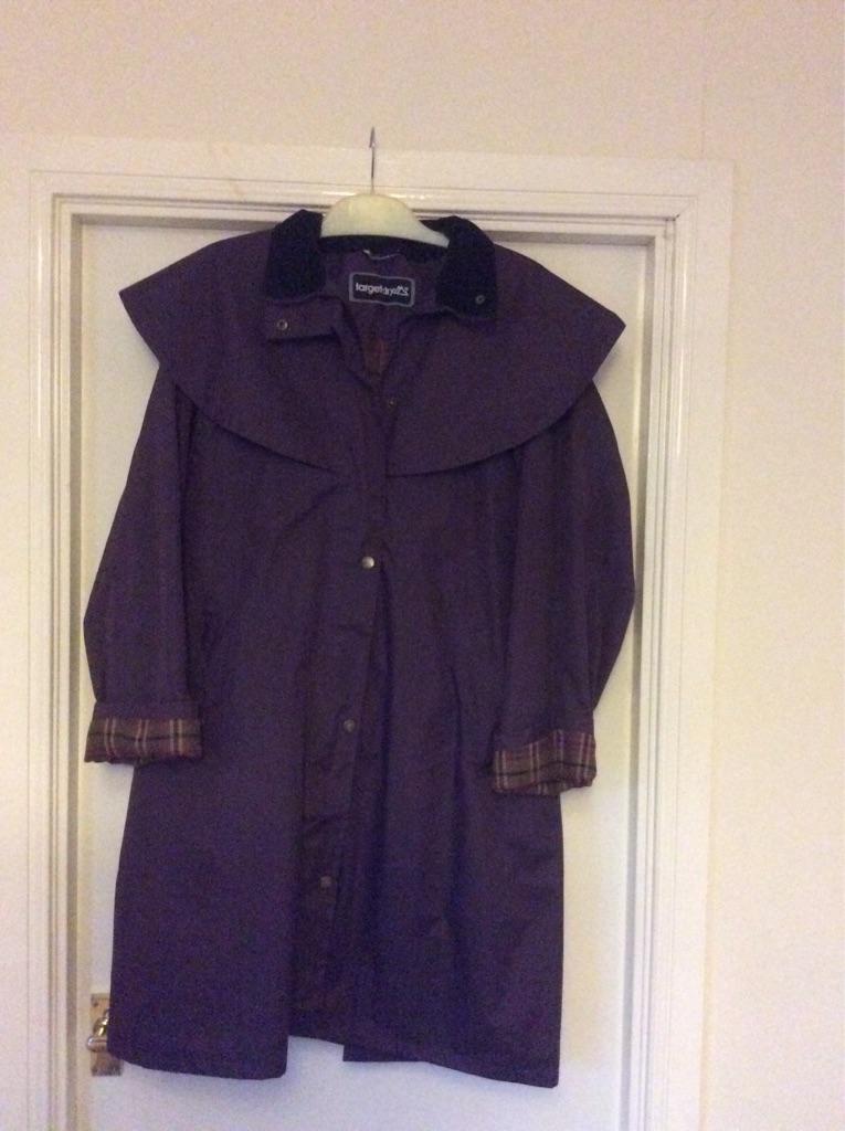 Target Dry Outrider Women's knee- length coat.