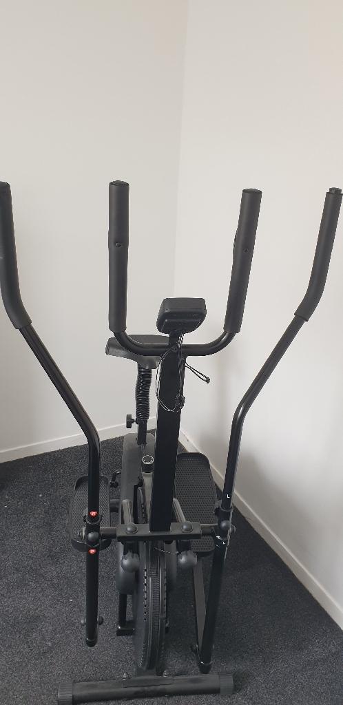 Elliptical Cross Trainer Exercise Bike