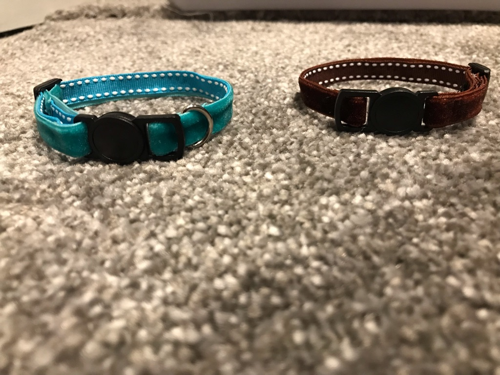 Handmade Cat Collars