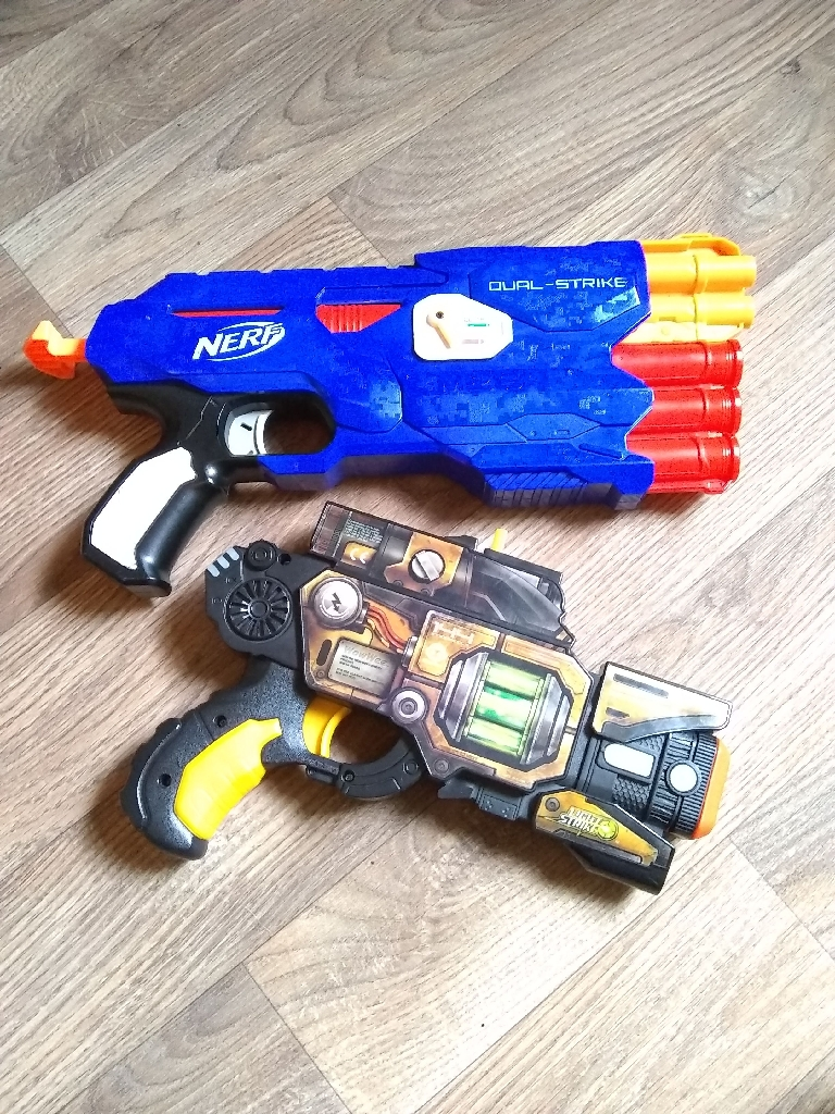 Nerf & Light Strike