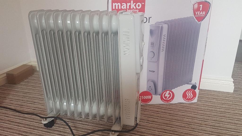 Oil Heater Marko heating
