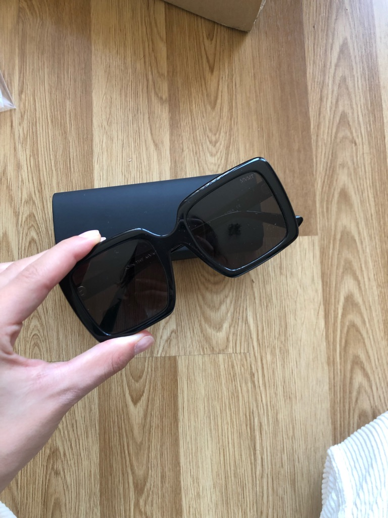 New MVMT sunglasses