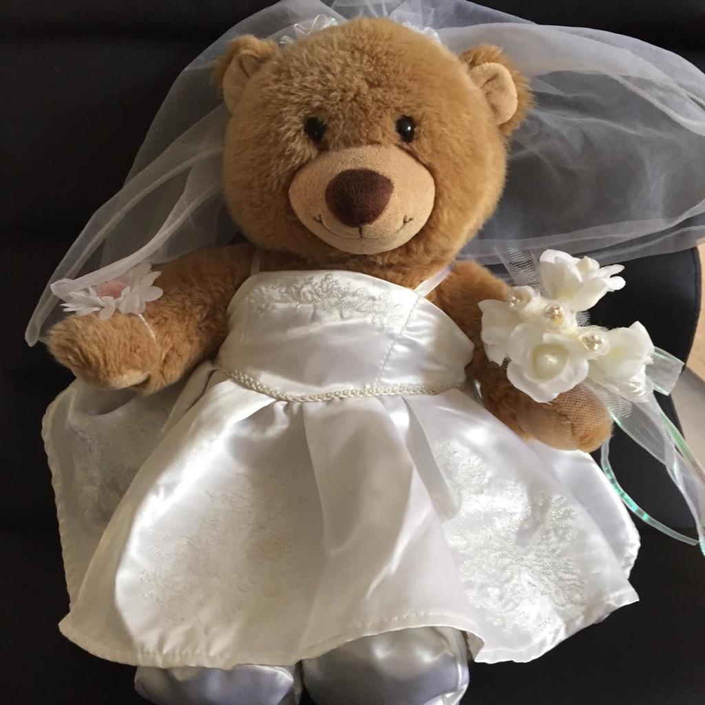 Wedding build a bear