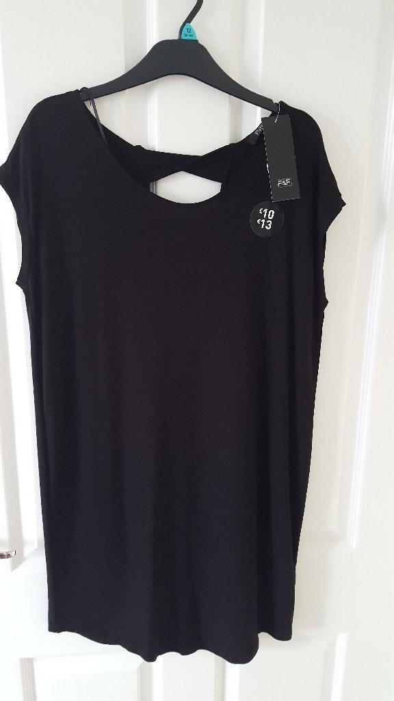 F&F Black dress