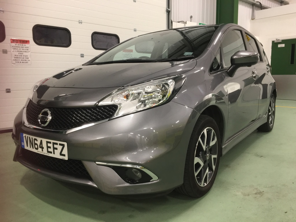Nissan Note Tekna (Style) Dig-s 1.2 petrol