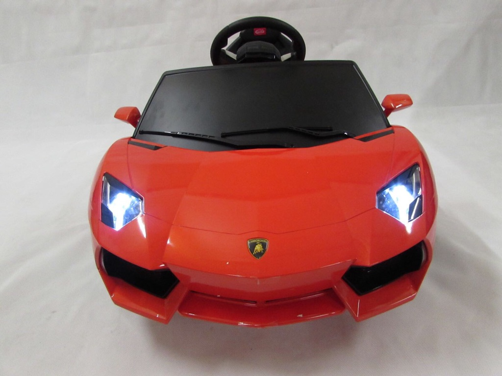 Lamborghini Aventador ride on cars brand new