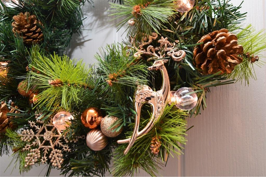 Christmas Wreaths, decorations