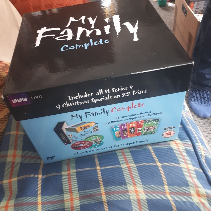 My Family box set complete series.